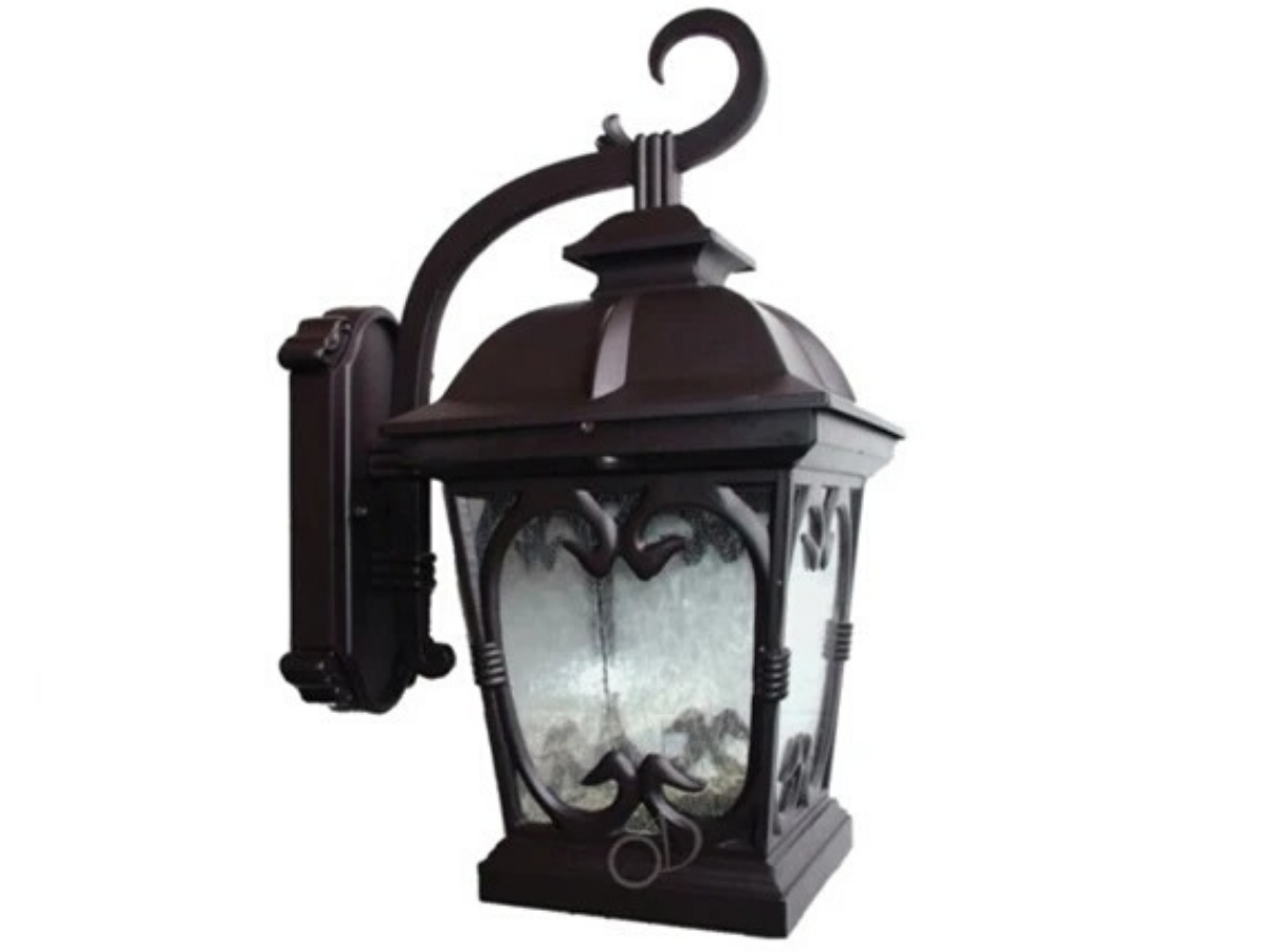 IP-COG CLASSIC OUTDOOR GARDEN WALL LIGHT