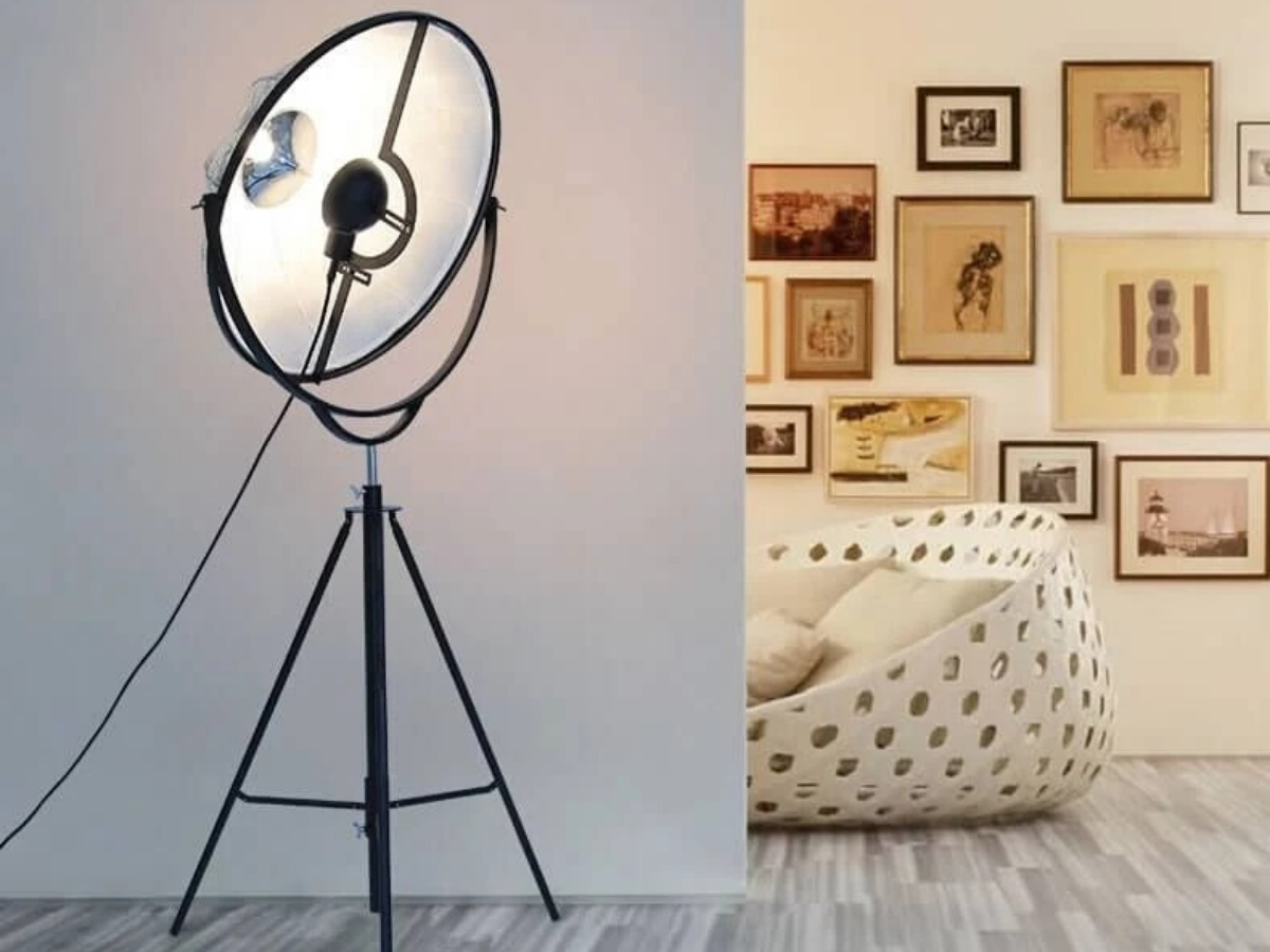 IP-TSF TRIPOD STAND FLOOR LAMP