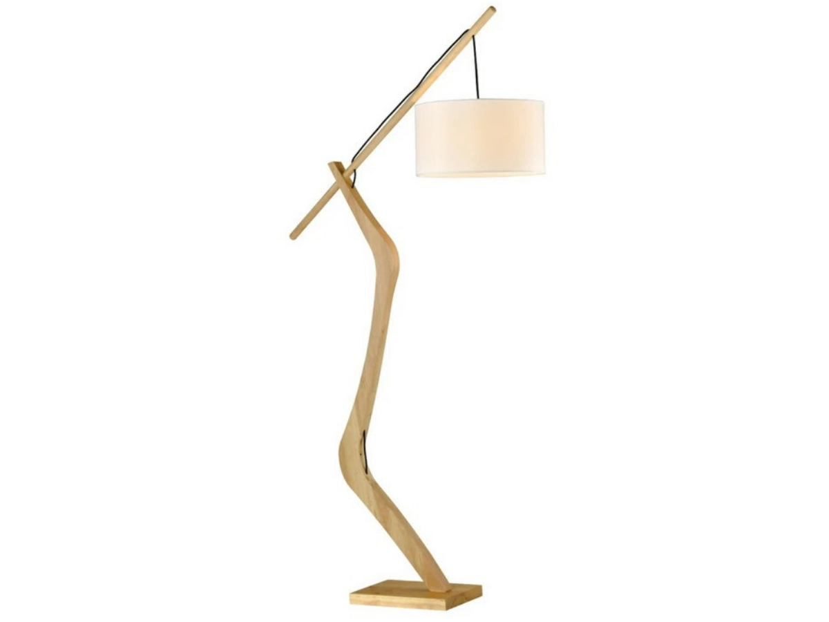 IP-WFL WOODEN FLOOR LAMP
