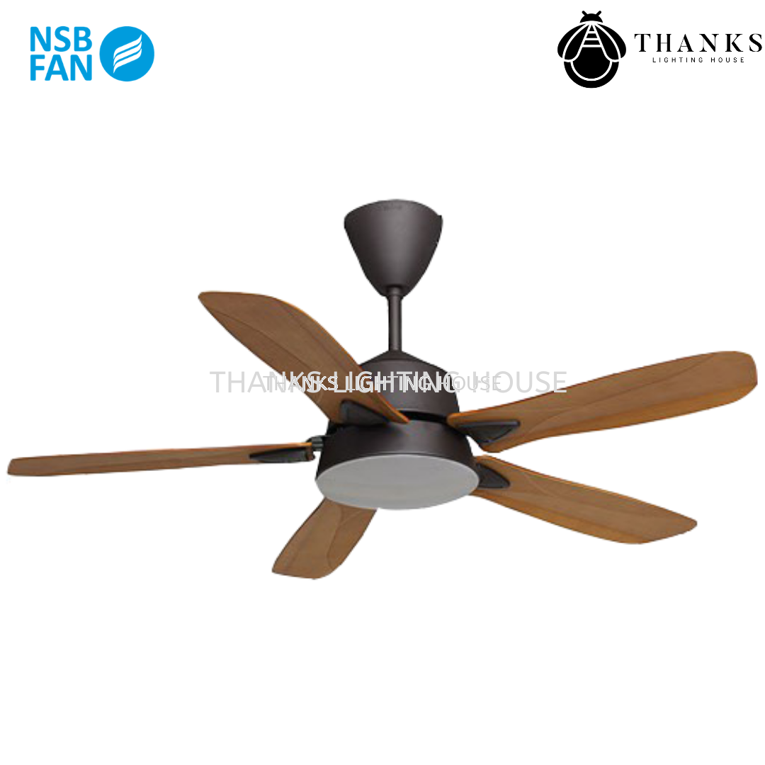 NSB Ceiling Fan - N LED Deluxe