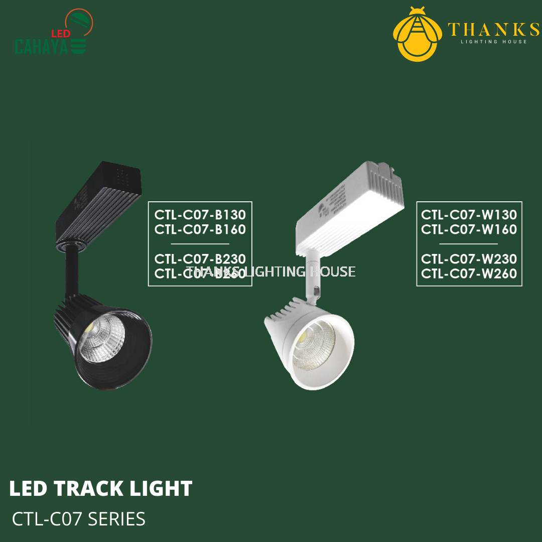 CTL Series LED Track Light