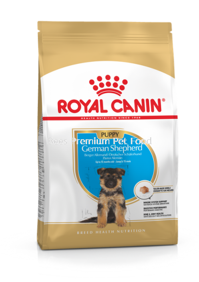 Royal Canin German Shepherd Puppy Dry Dog Food 12kg