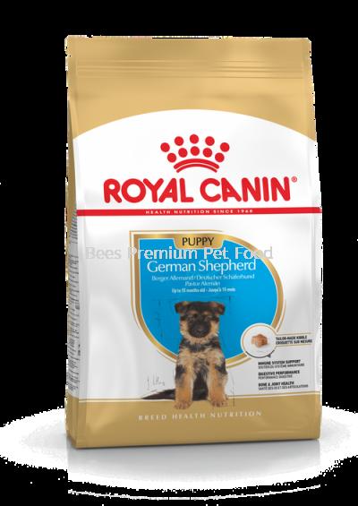 Royal Canin German Shepherd Puppy Dry Dog Food 12kg