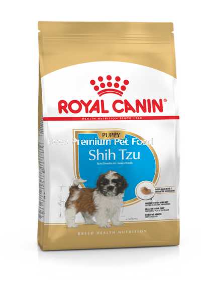 Royal Canin Shih Tzu Puppy Dry Dog Food 1.5kg
