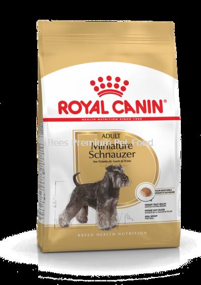 Royal Canin Miniature Schnauzer Adult Dry Dog Food 3kg