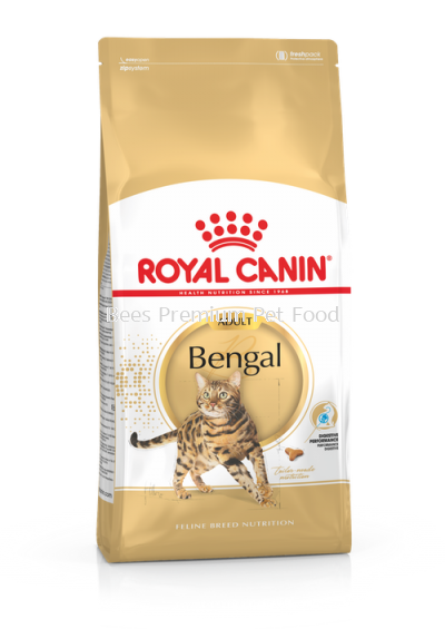 Royal Canin Bengal Adult Dry Cat Food 2kg
