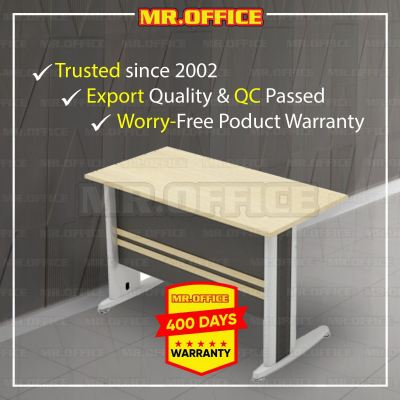 MR.OFFICE : TT-126 Rectangular Metal J-Leg Side Table