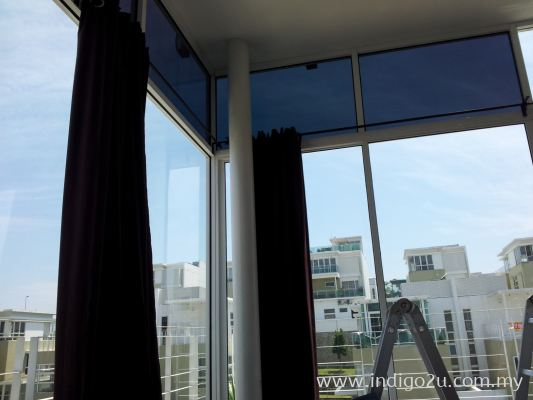 Window Film : Dark Grey 5%