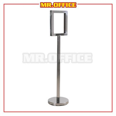 MR.OFFICE : SA3P A3 Portrait Stainless Steel Signboards