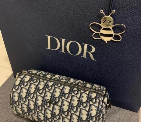 (SOLD) Brand New Dior Roller Bag Unisex