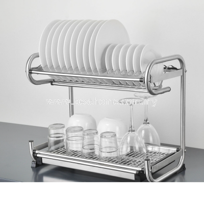 DISH RACK FOR STAND / WALL MOUNTED