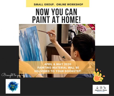 Learn Painting At Home