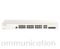 D-Link 28-Port Nuclias Cloud-Managed Switch DBS-2000-28 Gigabit Ethernet Non-POE Type Commercial Network Switch Network Switch