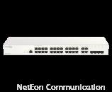 D-Link 28-Port Nuclias Cloud-Managed Switch DBS-2000-28