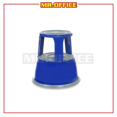 MR.OFFICE : WB-1123BL Blue Kick Step Stool