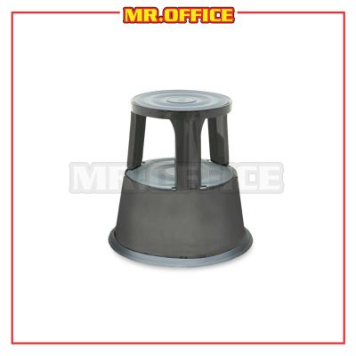 MR.OFFICE : WB-1123G Grey Kick Step Stool