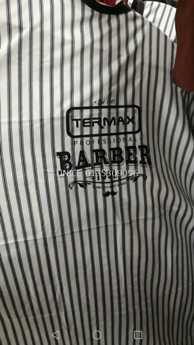 barber dressing cloth