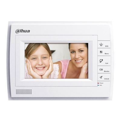 VTH1500AH-S. Dahua 7-inch Color Indoor Monitor. #AIASIA Connect