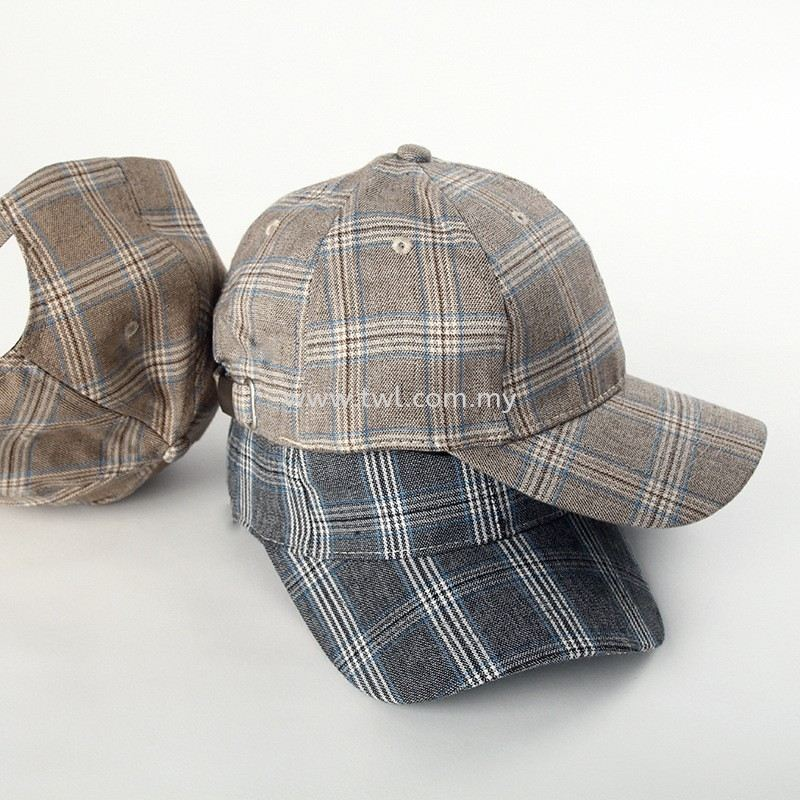 Stripe Patterns Cap (CP035)