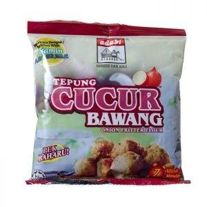 Adabi Onion Fritter Flour (200gm) Cucur Bawang