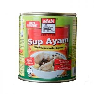 Adabi Chicken Soup (Sup Ayam) (280gm)