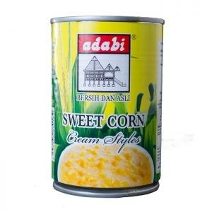 Adabi Sweet Corn Cream (425gm)