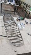 Car Grill Fabrication Parts