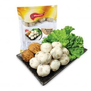 Happy Mushroom Fish Ball (400 gm)