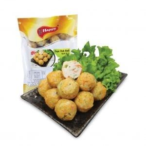 Happy Vege Fish Ball (400 gm)