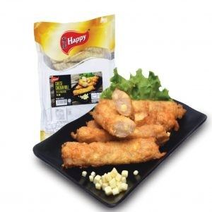 Happy Cheese Chicken Roll (8 pcs x 40 gm) (320 gm)