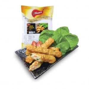 Happy Beancued Chicken Roll (10 pcs x 30 gm) (300 gm)