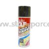 STARCO 400ml Spray Paint (30# Black) Spray Paint Paint Hardware