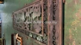 Iron Gate with design