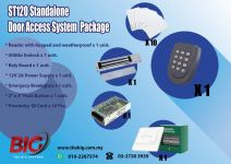 STANDALONE DOOR ACCESS SYSTEM PACKAGE ST120
