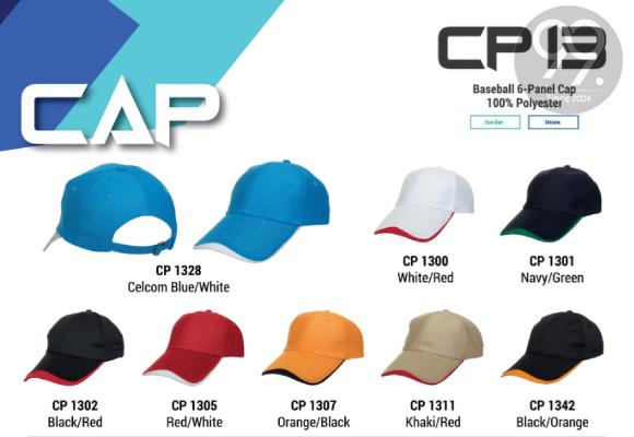 Baseball Cap (CP13)