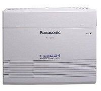 Panasonic KX-TES824 Advanced Hybrid Keyphone System Keyphone, PBX, IP-PBX System