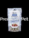 Brit Care Cat Snack Truffles Cranberry 500g Brit Non Prescription Cat Food