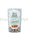 Brit Care Cat Snack Truffles Salmon 500g Brit Non Prescription Cat Food
