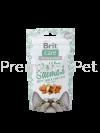 Brit Care Cat Snack Truffles Salmon 500g Brit Non Prescription Cat Food