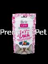 Brit Care Cat Snack Truffles with Duck & Blueberry 500g Brit Non Prescription Cat Food