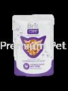 Brit Care Cat Chicken & Cheese KITTEN Pouch 800g Brit Non Prescription Cat Food