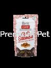 Brit Care Cat Snack Meaty Salmon 500g Brit Non Prescription Cat Food