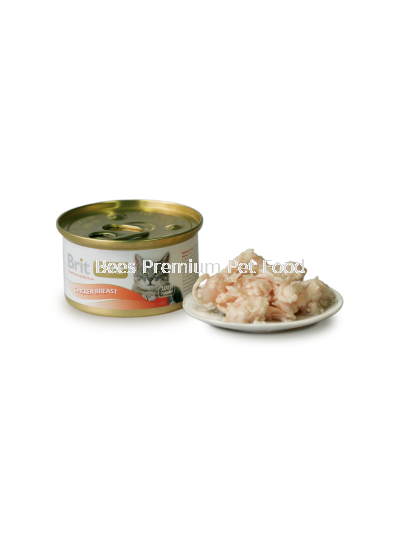 Brit Care Cat Chicken Breast CAN Food 800g