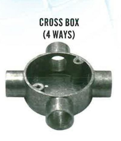 Pum GI 4way box