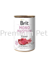 BRIT MONO PROTEIN LAMB CAN Dog Food 400g Brit Non Prescription Dog Food