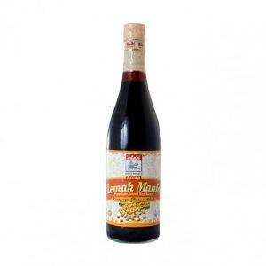Adabi Premium Sweet Soya Sauce (660ml) Kicap Manis Premium