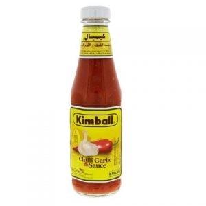 Kimball Chilli Garlic Sauce (325g) Sos Cili Bawang Putih