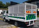 Crew Cab Specialized Vehicle