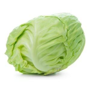 Round Cabbage - Kobis Bulat (1.2 - 1.5 kg per piece)