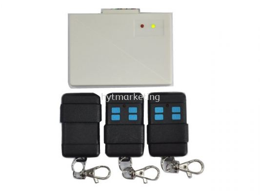 H2 Portable Remote Control 1R+3*Transmitter 4ch